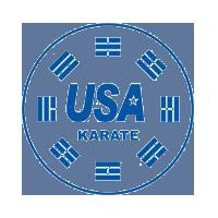 usa karate small logo