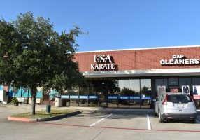 usa karate pearland storefront